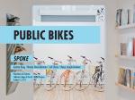 PublicBIKES report. Team Mate: Brandy Davis-Balsamo, Juli Sherry, Maya Joseph-Goteiner